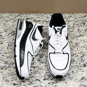 b1bf0cf3e55f83 Nike Shoes - 2011 NIKE AIR MAX RENEGADE WHITE   BLACK-METALLIC
